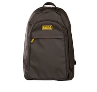 Barbour International Balance Backpack Black