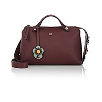 Fendi Women's By The Way Small Satchel Burgundy
