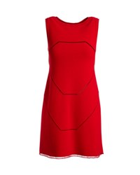 Alaia Dress Red