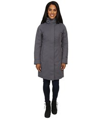 Marmot Chelsea Coat Steel Onyx Women's Coat Gray