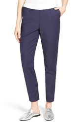 Emerson Rose Women's Stretch Slim Ankle Pants Navy Evening