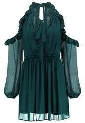 Free People You And I Summer Dress Blue Green