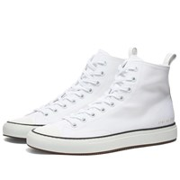 Common Projects Tournament High Canvas White