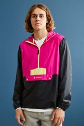 Columbia Flashback Windbreaker Jacket Pink