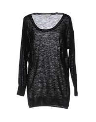 La Fee Maraboutee Sweaters Black
