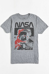 Urban Outfitters Nasa Space Tee Grey