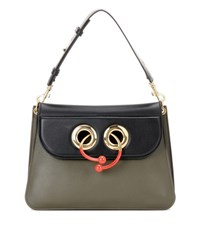J.W.Anderson Pierce Leather Shoulder Bag Multicoloured