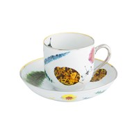 Christian Lacroix Caribe Teacup And Saucer