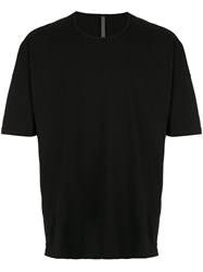 Attachment Jersey T Shirt Black