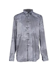 Dirk Bikkembergs Shirts Shirts Men Black