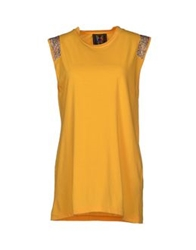 Cycle T Shirts Ocher