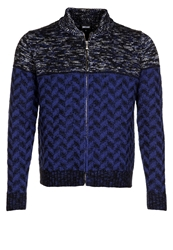 Just Cavalli Cardigan Schwarz Dark Gray