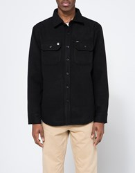 Obey The Jack Woven Black