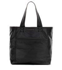 Victoria Beckham Leather Tote Black