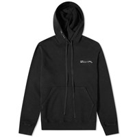 Unravel Project Bones Hoody Black