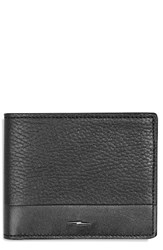 Shinola Men's Bolt Leather Wallet