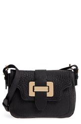 Vince Camuto Fava Leather Crossbody Bag Black