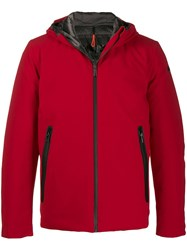 Rrd Storm Hooded Padded Jacket Red