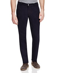 Ag Jeans Lux Slim Fit In Khaki New Navy