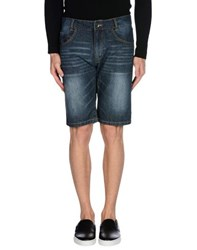 Timeout Denim Denim Bermudas Men