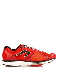 Newton Fate Ii Low Top Trainers Red Multi