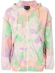 Adidas By Pharrell Williams Pastel Print Zipped Jacket Unavailable