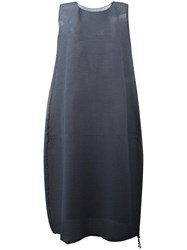 Issey Miyake Cauliflower Lantern Dress Grey