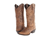 Laredo Cross Point Brown Rust Women's Boots