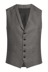 The Kooples Wool Vest Grey