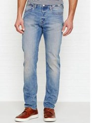 Paul Smith Ps By Straight Leg Jeans Light Wash