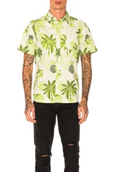 Native Youth Horden Shirt Green