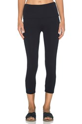 Stateside Crop Legging Black