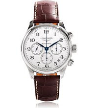 Longines L2.893.4.78.3 Saint Imier Stainless Steel Watch White