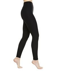 Commando Ribbed Control Leggings Black