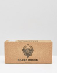 Kent Grooming Beard Brush Multi