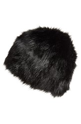 Women's Badgley Mischka Faux Mink Hat