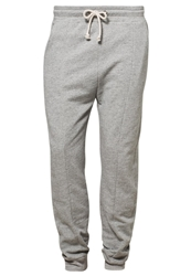 Kiomi Tracksuit Bottoms Grey Melange Mottled Grey
