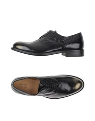 Preventi Footwear Lace Up Shoes Men Black