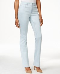 Charter Club Lexington Straight Leg Jean Only At Macy's Whisper Blue