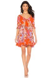 Spell And The Gypsy Collective Lily Playdress Red