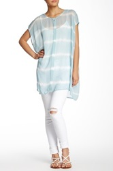 Young Fabulous And Broke Esther Tunic Blue