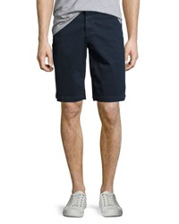 Ag Jeans Griffin Flat Front Shorts Sulfer Night Sea