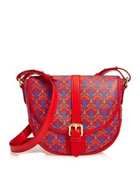 Liberty London Carnaby Iphis Printed Crossbody Bag Red 80Red