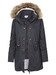 Fat Face Paington Parka Phantom