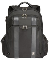 Travelpro Travepro Crew 10 Checkpoint Friendly Laptop Backpack Black