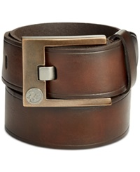 Buffalo David Bitton Buff Nubuck Belt Brown