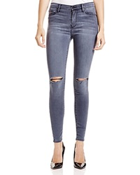Black Orchid Jean High Rise Skinny In Never Too Slate