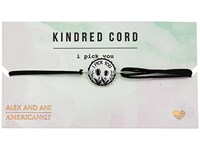 Alex And Ani Cosmic Love Kindred Cord Bracelet I Pick You Sterling Silver Bracelet
