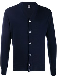 Eleventy Long Sleeve Fitted Cardigan 60