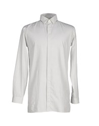 Bill Tornade Billtornade Shirts Shirts Men White